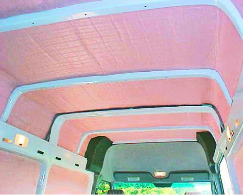 Custom Sprinter Van Insulation Kit | Sprinter Van Custom ...