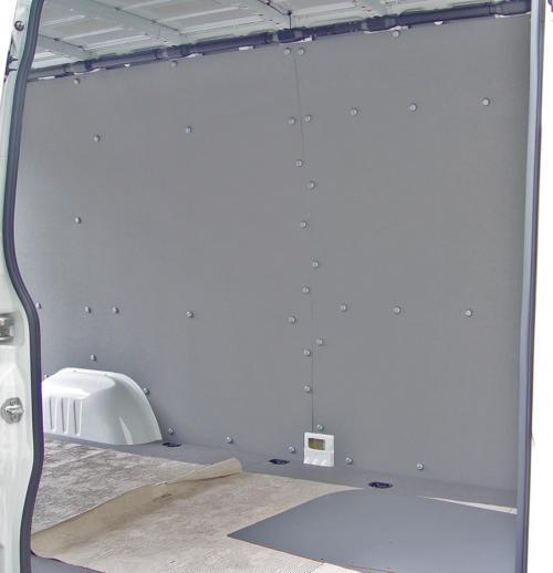 Sprinter Wall Liner Panels Ballistic Wall Liner Panels