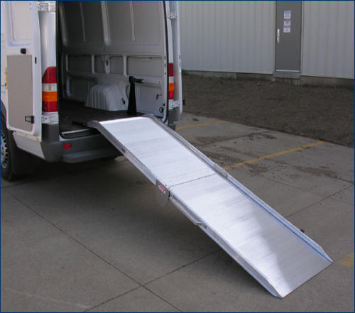 high loading ramps