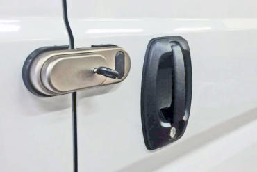 Sprinter External Locking Solution High Security