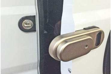 Sprinter External Locking Solution High Security